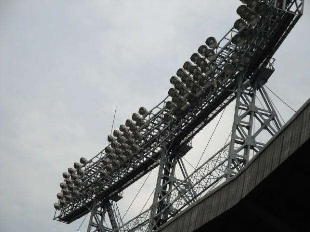 Baseball in Seoul Jamsil Stadium