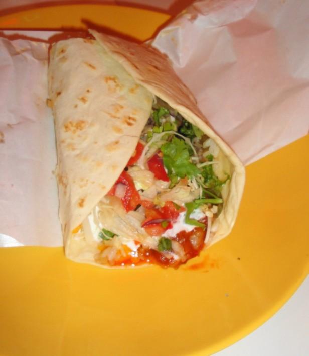 Dos Tacos Gangnam Seoul Taco
