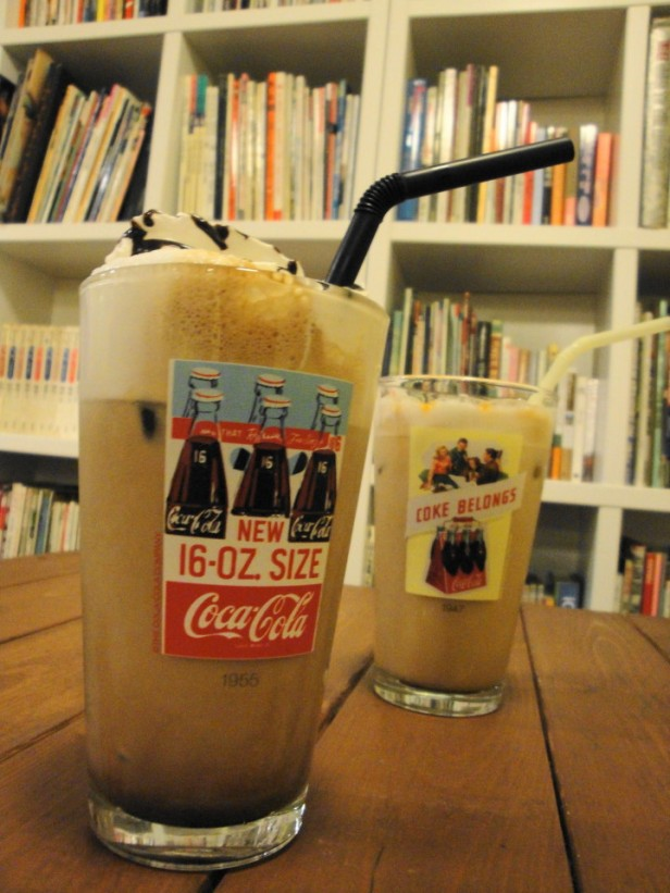 Jio Book Cafe Seoul art cups