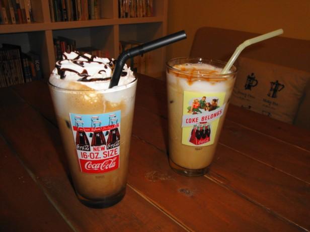 Jio Book Cafe Seoul coffee