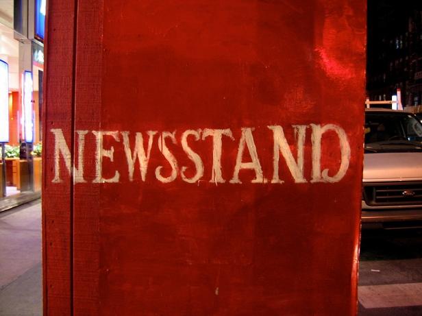 Newsstand Sept 26th