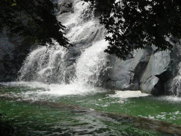 Seoul Racecourse Waterfall