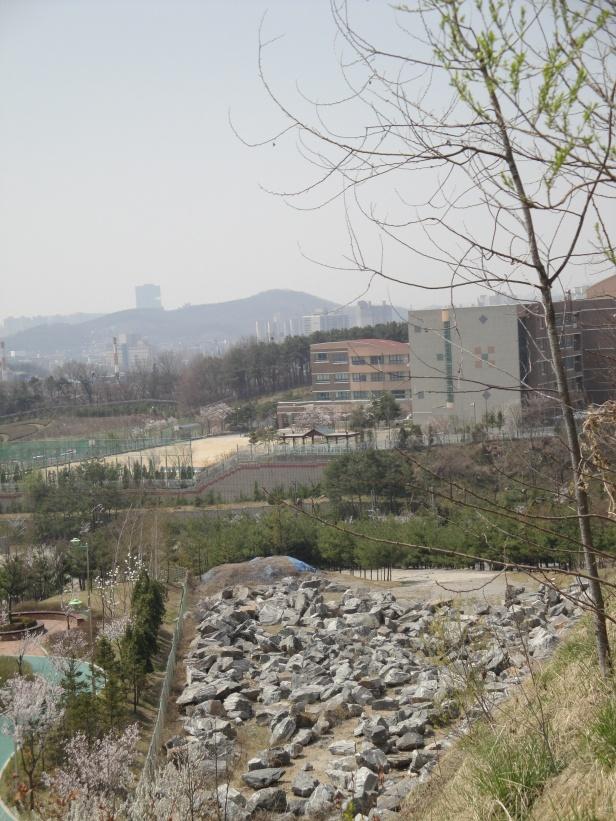 View of Kangnam Univeristy