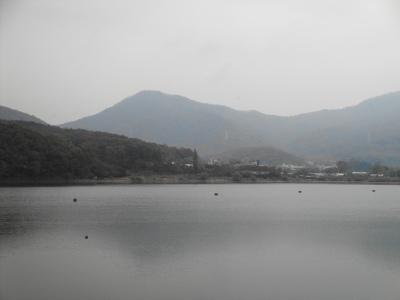 Baegun Lake in Uiwang
