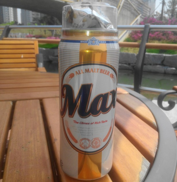 Max Beer Can