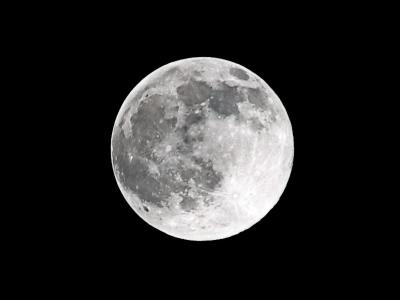 full moon Daeboreum Modern Seoul
