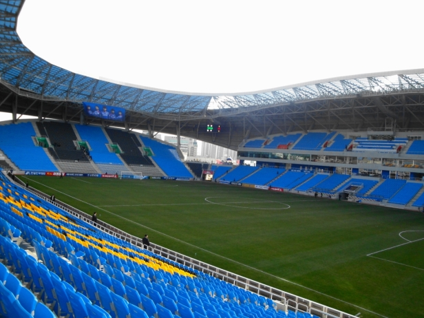 Incheon Football Stadium - Incheon Utd