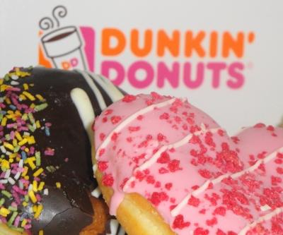 Korean Dunkin Donuts 1