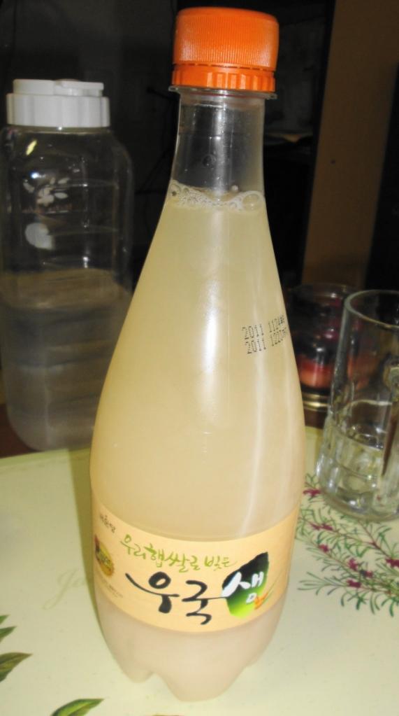 Makgeolli - Korean Rice Wine