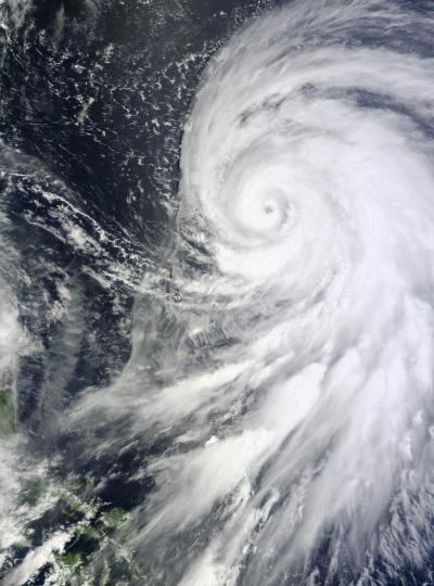 South Korea Typhoon 2012