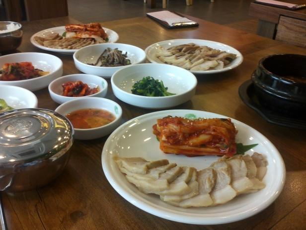 Bossom Korean Steamed Pork 1