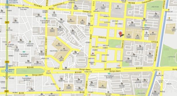 Cafe Cum Kkachi Park Map