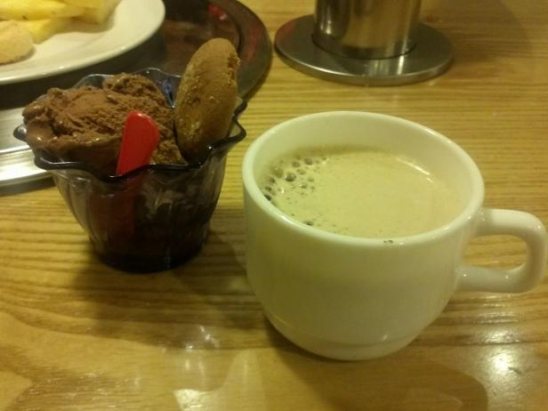 Delitree Buffet Incheon - Coffee and Ice Cream