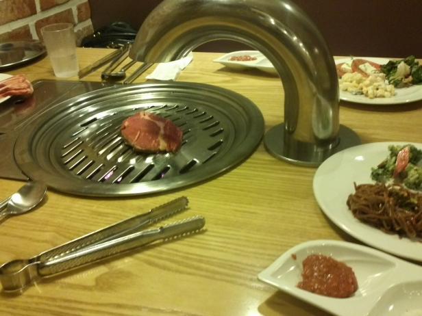 Delitree Buffet Incheon - Meat 1