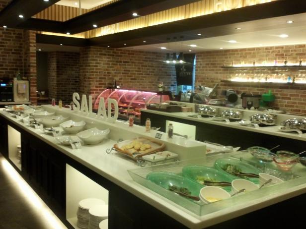 Delitree Buffet Incheon - Salad Bar