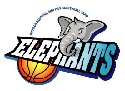 Incheon ET Land Elephants Basketball