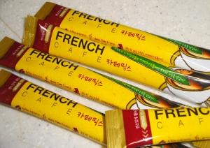 French Cafe Mix Coffee sticks