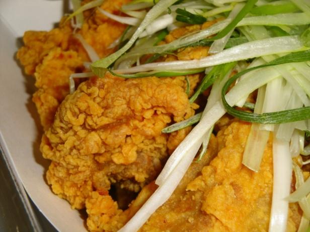Korean Spring Onion Chicken Pa Dak 2