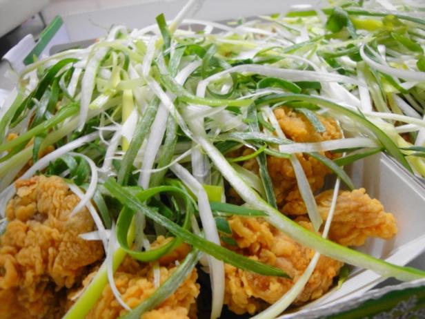 Korean Spring Onion Chicken Pa Dak 4