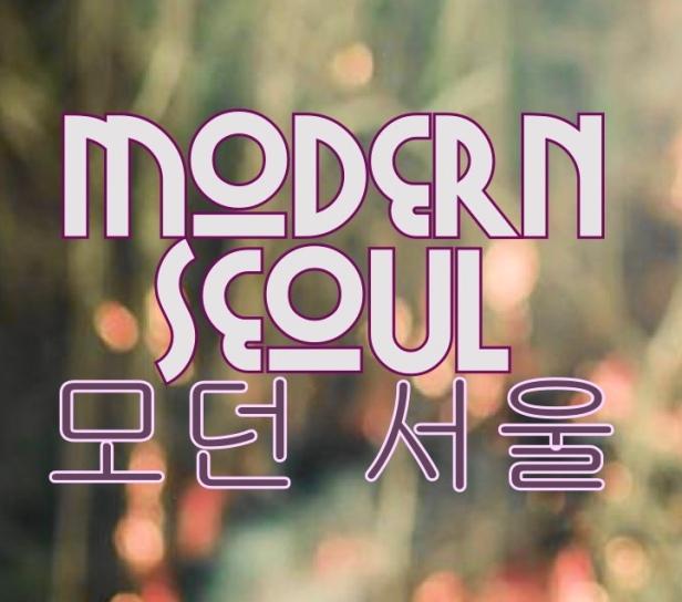 Modern Seoul Logo 2013 m