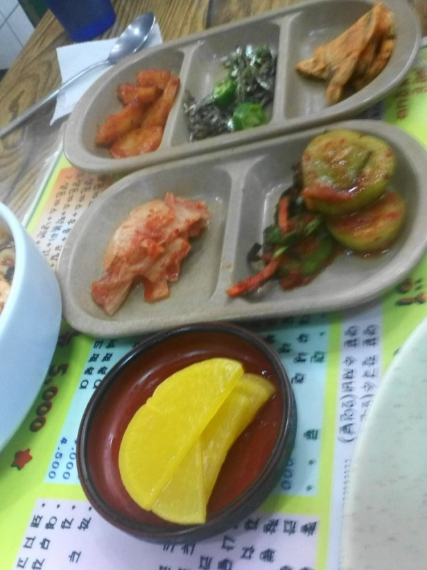 Bupyeong Station Food Court BanChan
