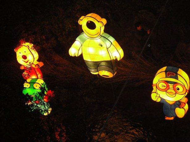 Cheonggyecheon Stream - Lantern Festival