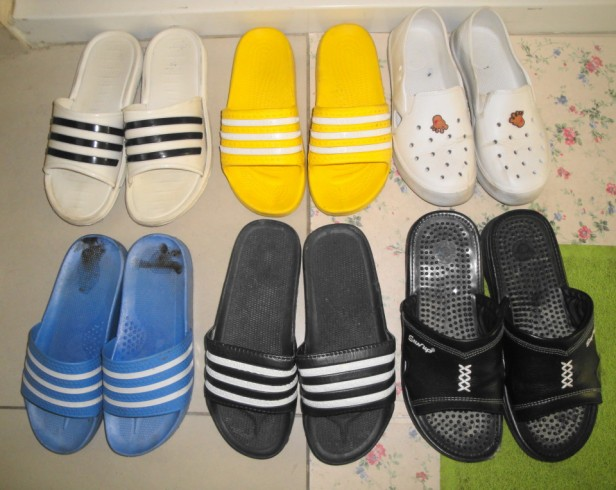 Collection of Korean Slippers