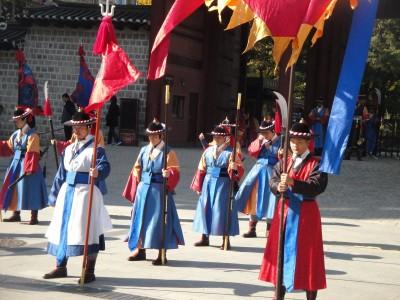 Deoksu Palace Guards 1