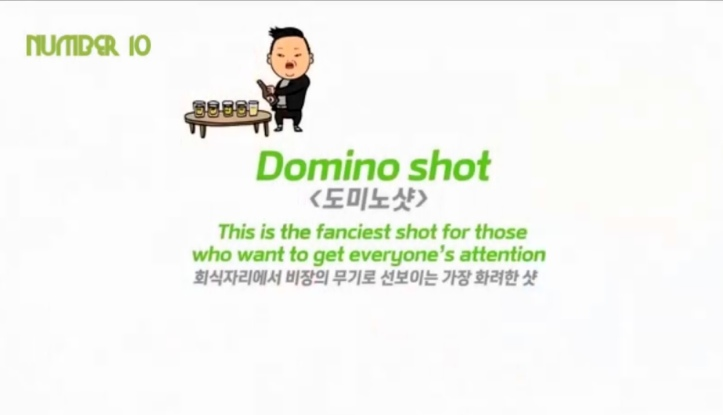 Domino Shot