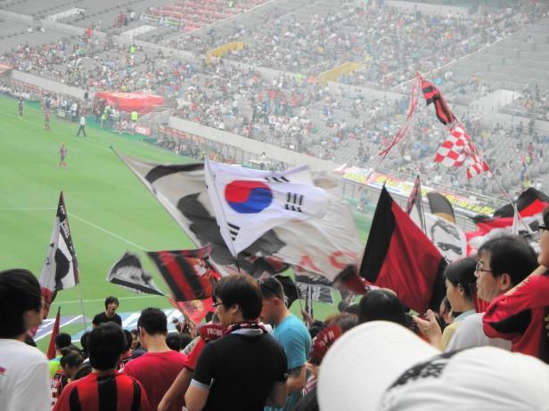 FC Seoul Fans