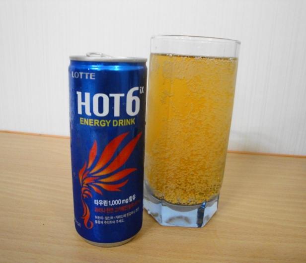Hot 6ix Soju Mixer Cocktail