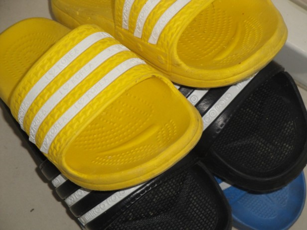 Korean Slippers Sandals 2