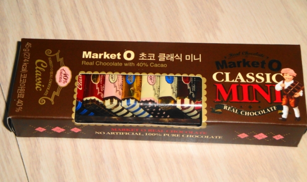 Market O Classic Mini Chocolate Box