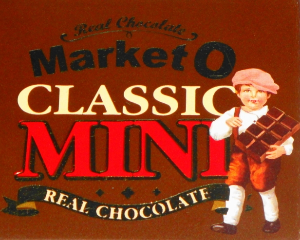 Market O Classic Mini Chocolate logo
