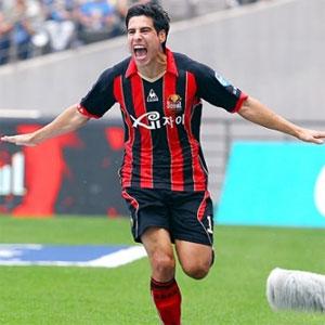 mauricio Molina FC Seoul
