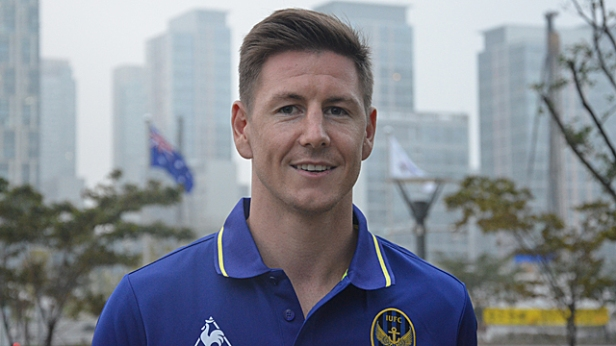 Nathan Burns Incheon United