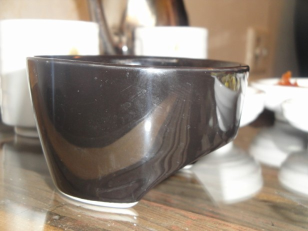 sloped Makkoli Cup Bowl