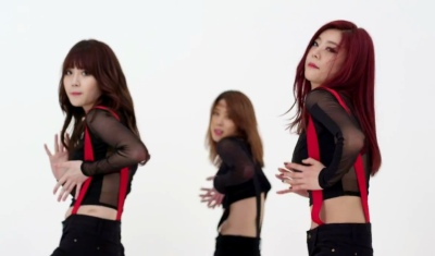 Girl's Day Boob Dance KPOP