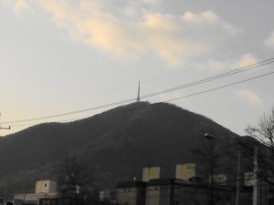 Gyeyang Mountain Incheon