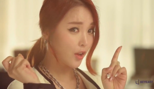 Hong Jin Young - Boogie Man 1
