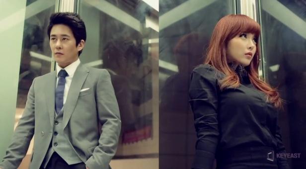 Hong Jin Young - Boogie Man story