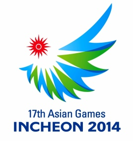 Incheon 2014 Asian Games Logo