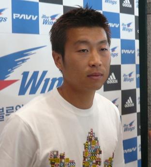 Kim Do-Heon Suwon Bluewings