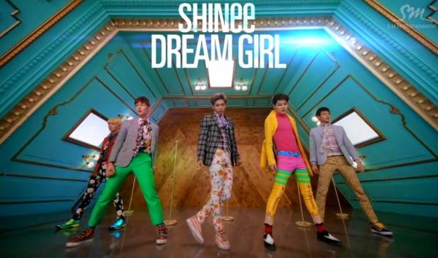 SHINee Dream Girl cover