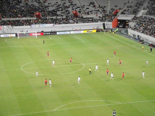 South Korea vs. Qatar - Action 2