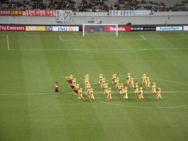 South Korean Tradtional Band