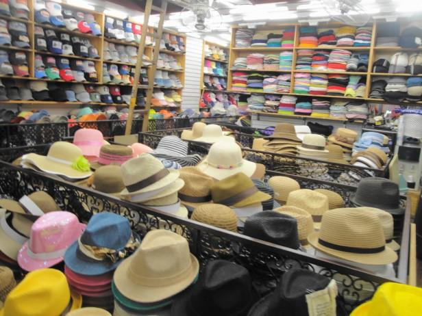 Dongdaemun Fashion Market Hats