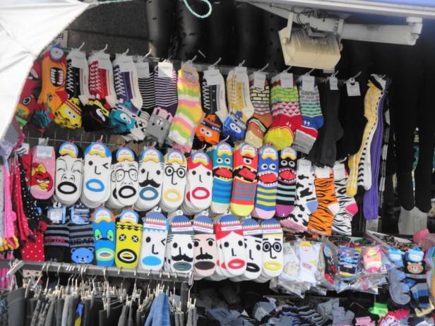 Dongdaemun Fashion Market Socks