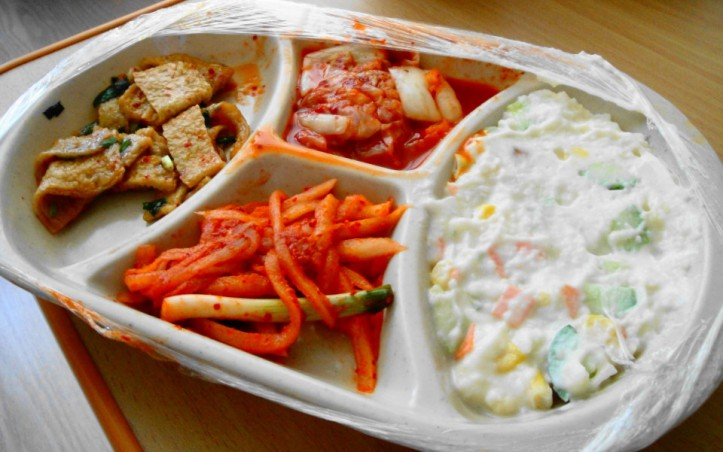 Korean Delivery Food Side dishes