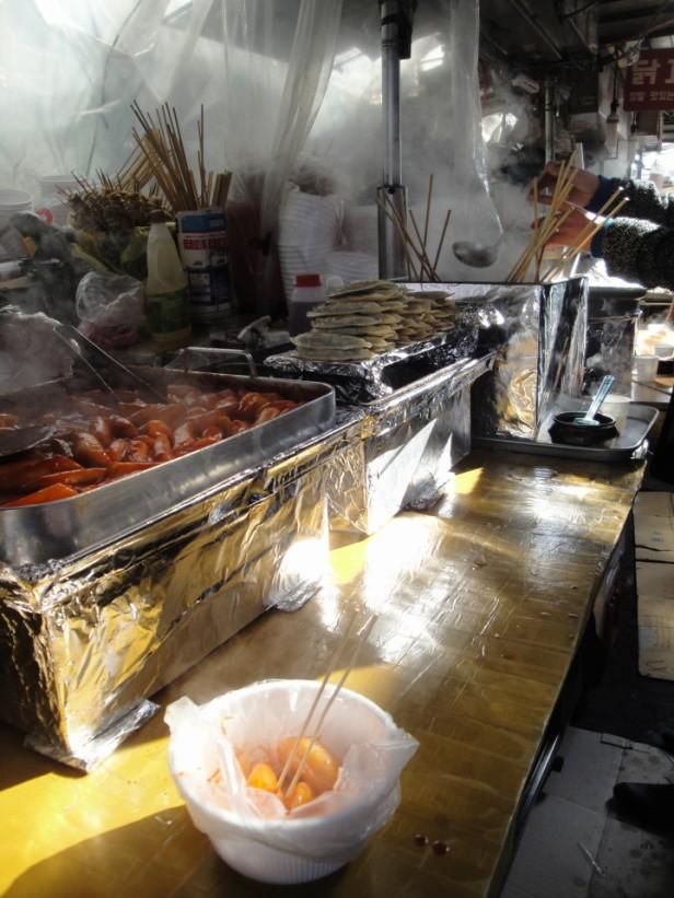 Korean Street Food - Dongdaemun 1
